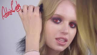 Как сделать образ Темного Ангела на Хеллоуин (макияж!)