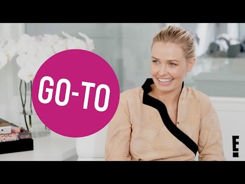 GO-TO: Lara Worthington | DIGITAL EXCLUSIVE | The Hype | E!