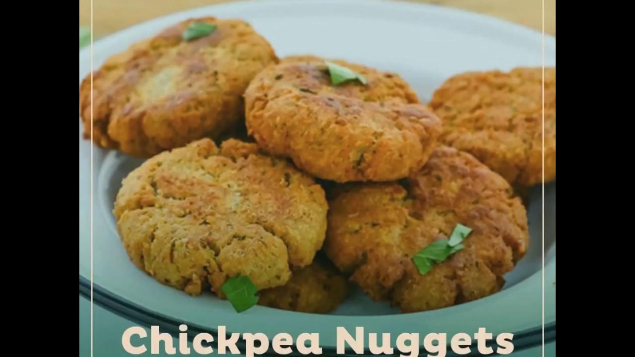 Dr  Sebi's Chickpea Nuggets