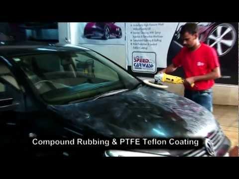 Speed Car Wash 'Delivering Excellence'
