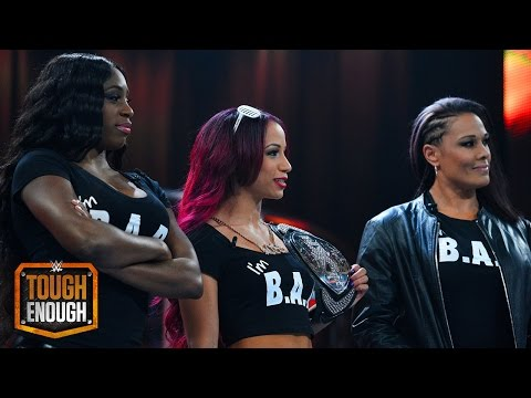 Tamina Terrorizes The Tough Enough Divas: WWE Tough Enough, July 28, 2015