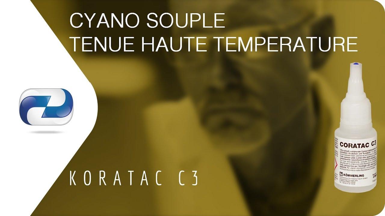 Colle Cyanoacrylate souple