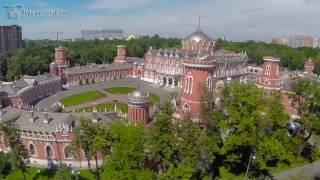 Аэросъемка Москва шоурил 2016 www.FlyCamera.tv(, 2016-08-26T12:25:36.000Z)