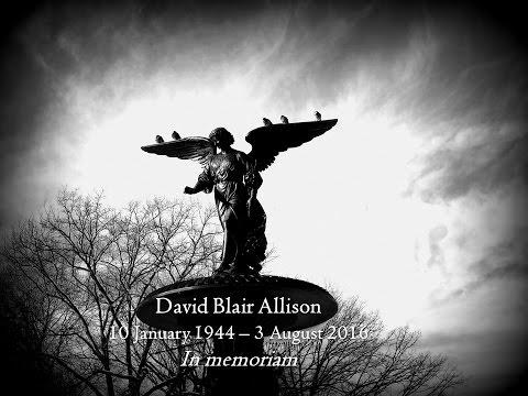 David Blair Allison - In Memoriam