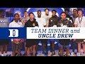 """Duke Basketball Team Dinner and """"Uncle Drew"""" (7/6/18)"""