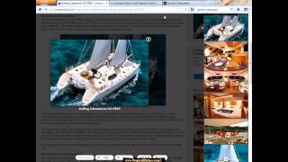 Sailboat Comparison   Monohull vs  Catamaran