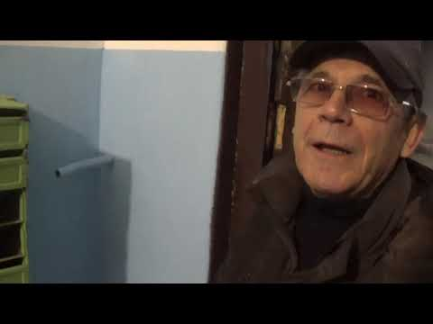 Особенности  косметического ремонта в подъезде г Холмск ул Советская 86