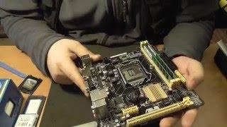 Собираем WEB-SERVER или как собрать современный компьютер - Обзор(Собираем WEB-SERVER или как собрать современный компьютер - Обзор Конфигурация: CPU Intel Core i5 - 4460 BOX 3.2 GHz ASUS H81M - R/C/SI..., 2016-03-16T21:41:25.000Z)