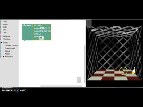 VR Coding 01 - 3D Coordinate System
