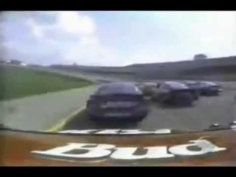 TNT Nascar Crashes