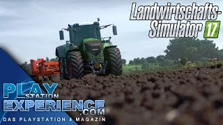 Der Landwirtschaft Simulator 17 Playstation 4 / Playstation Experience
