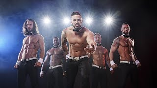 Chippendales Show at the Rio Suite Hotel and Casino, Las Vegas