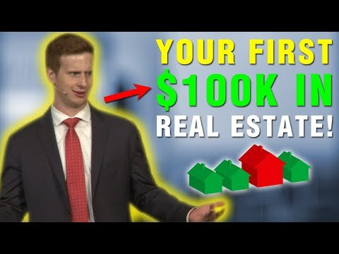 💵 The Fastest Path To Your First $100,000 As A Real Estate Investor!