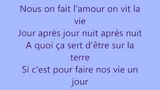 Les rois du monde lyrics Roméo et Juliette
