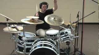 Jay-Z & Linkin Park - Dirt Off Your Shoulders / Lying From You (Drum Cover) Daniel Botana