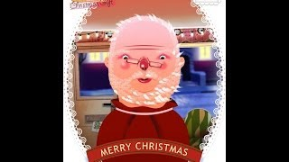 Toca Hair Salon - Father Christmas