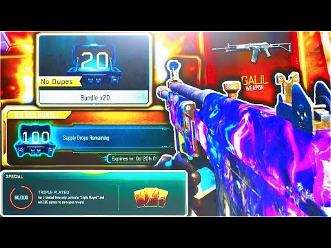*NEW* FREE DLC WEAPON UNLOCKING IN BLACK OPS 3 MULTIPLAYER! -  COD BO3 FREE DLC WEAPON CONTRACT!