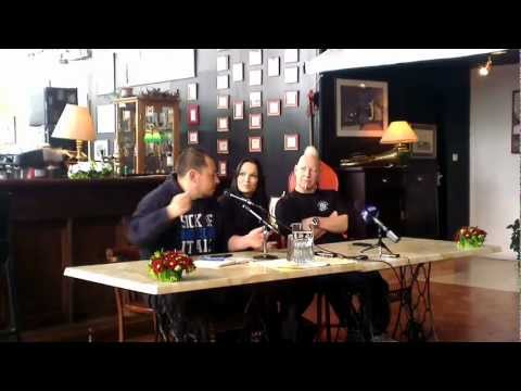 Tarja and Mike Terrana press interview 28.03.2013 part 2