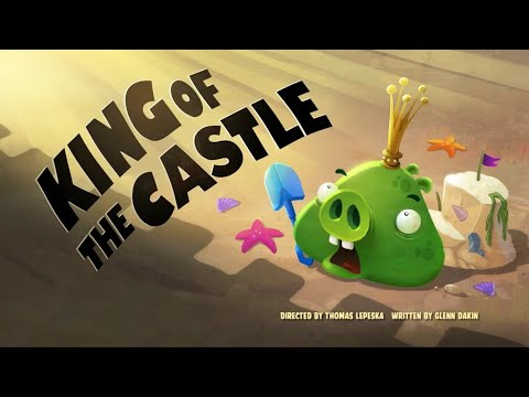 Angry Birds Toons (T01E34) King of the Castle
