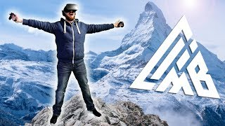 MOUNTAIN CLIMBING IN VIRTUAL REALITY!! The Climb Gameplay Oculus Rift