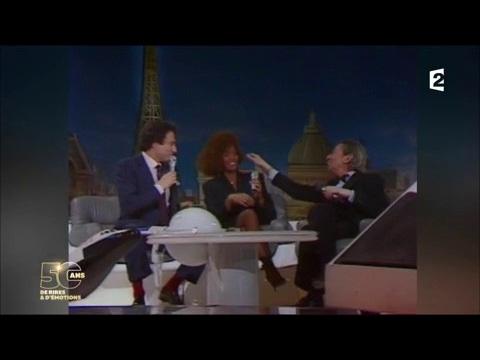 S. Gainsbourg & W. Houston : M. Drucker revient sur cet incroyable moment