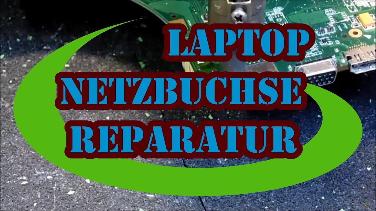 Asus DC JACK Netzbuchse Strombuchse Buchse Notebook Laptop REPARATUR Austausch