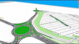 Analisi di traffico per il centro commerciale Il Destriero Vittuone www.tandem-mi.it