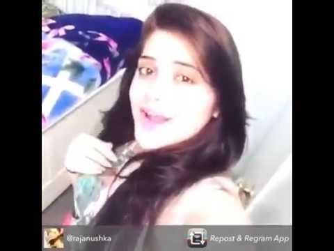 Funny Dubsmash Video By Punjabi Girl (Thokda Reha)
