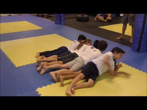 Systema KIDS - Acrobatics