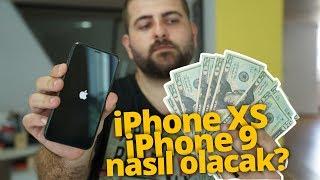 iPhone XS Max ve iPhone XR nasıl olacak? - 10.000