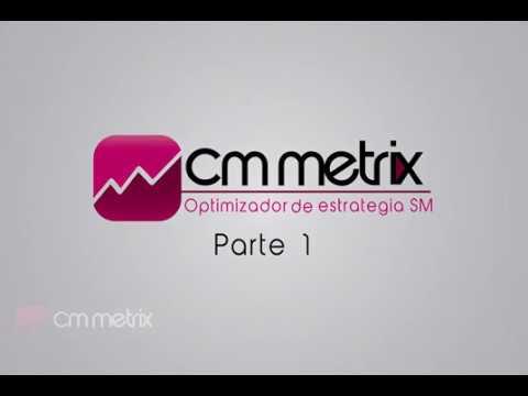 CM Metrix. Optimizador de estrategia para Social Media