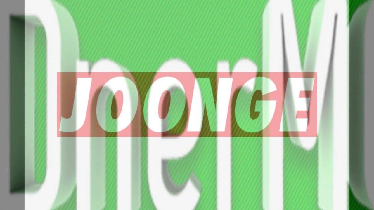 Dner joonge  Dner dankeschön ;D Joonge - YouTube