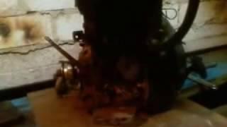 видео Топливная система на двигатель Honda GX 690
