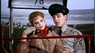 Elvis Presley - Pocketful of Rainbows (duet with Juliet Prowse!!)