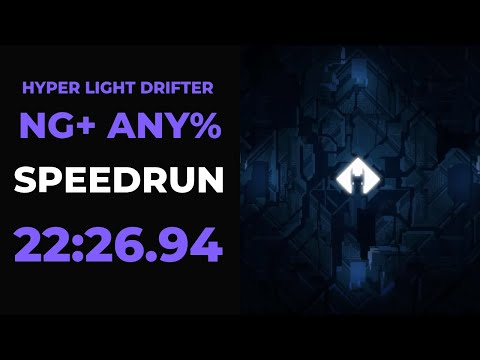 HLD NG+ any% Speedrun in 22:26 [WR]