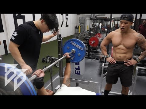 TRAINING WITH THE BB CREW | Barbell Brigade Vlogs
