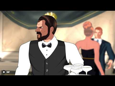 """Fear Effect Sedna: """"Champagne For Everybody!"""" 