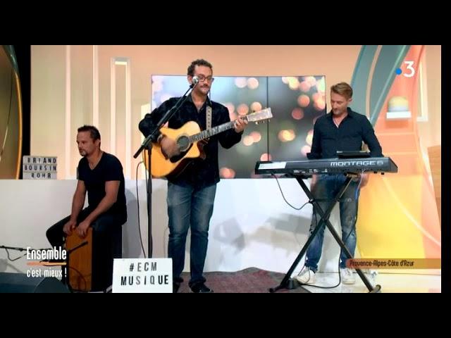 The View Inside Live :  Nobody Answers dans l'émission «Ensemble c'est mieux» FR3 Paca