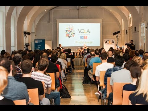 LogicLounge with Toby Walsh: Living with Artificial Intelligence – How to stay Human (Vienna 2018)