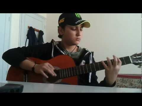 Lamb of God-Ruin (Guitar cover: Classic Guitar)