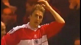 Boro v Derby County 2000-01 BOKSIC GOAL