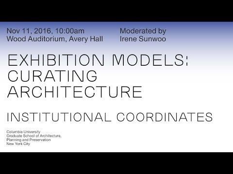 Exhibition Models: Panel 3