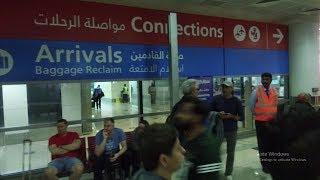 Transit Dubai Airport Terminal3 DXB (HD) DJI Osmo+