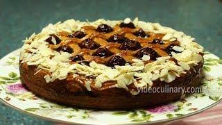 Linzer Torte - Classic Austrian Cake Recipe - VideoCulinary