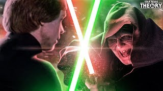 What if Luke Fought Palpatine? - Star Wars Theory