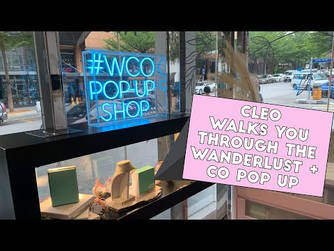 TeamCLEO Goes To The Wanderlust + Co Pop-Up Shop In Bangsar | CLEO Style Class | CLEO Malaysia