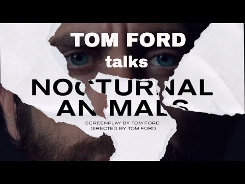 Tom Ford interviewed by Simon Mayo