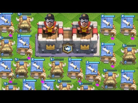 ULTIMATIVER CLAN BATTLE TROLL! || CLASH ROYALE || Let's Play