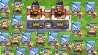 ULTIMATIVER CLAN BATTLE TROLL! || CLASH ROYALE || Let's Play CR [Deutsch/German HD]