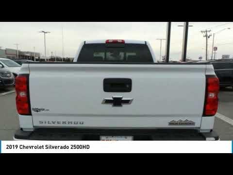 2019 Chevrolet Silverado 2500HD 432752